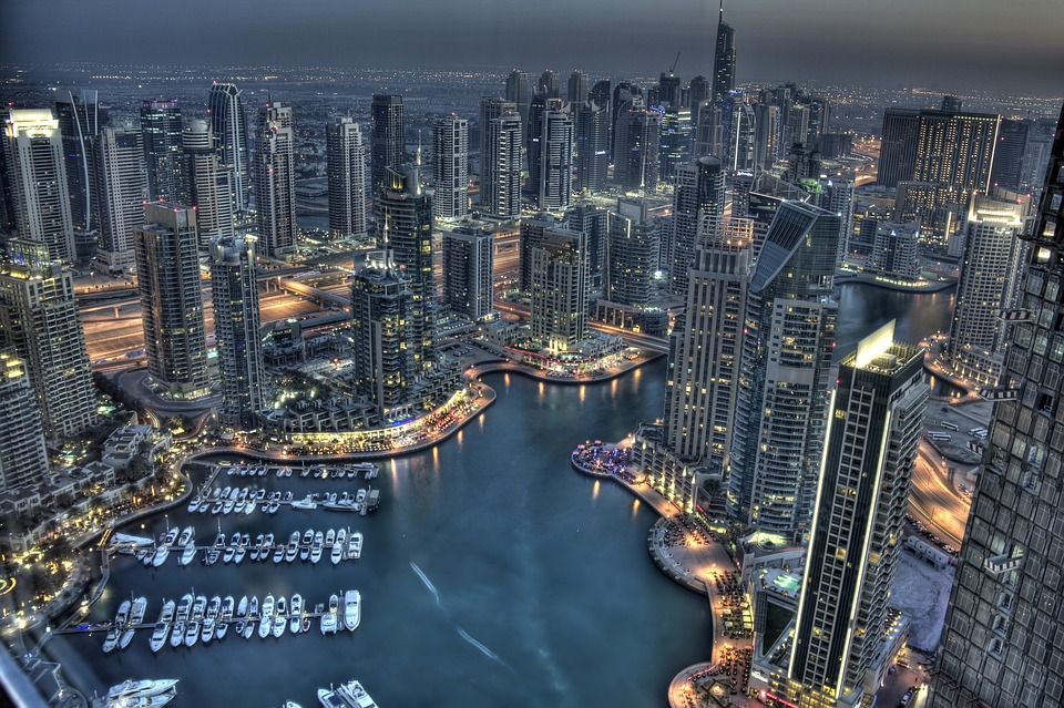 Can a Company Buy Property in Dubai