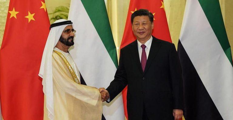 Dubai joins China's flagship belt & road initiative