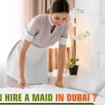 Hiring a Maid in Dubai