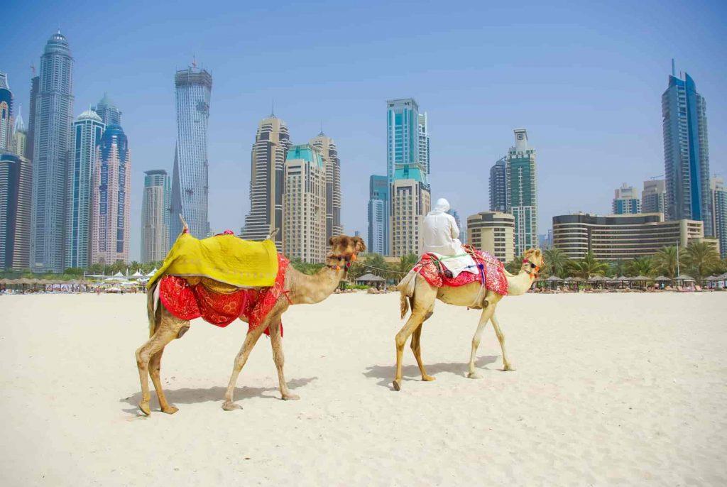 تعريف بالسياحة في دبي