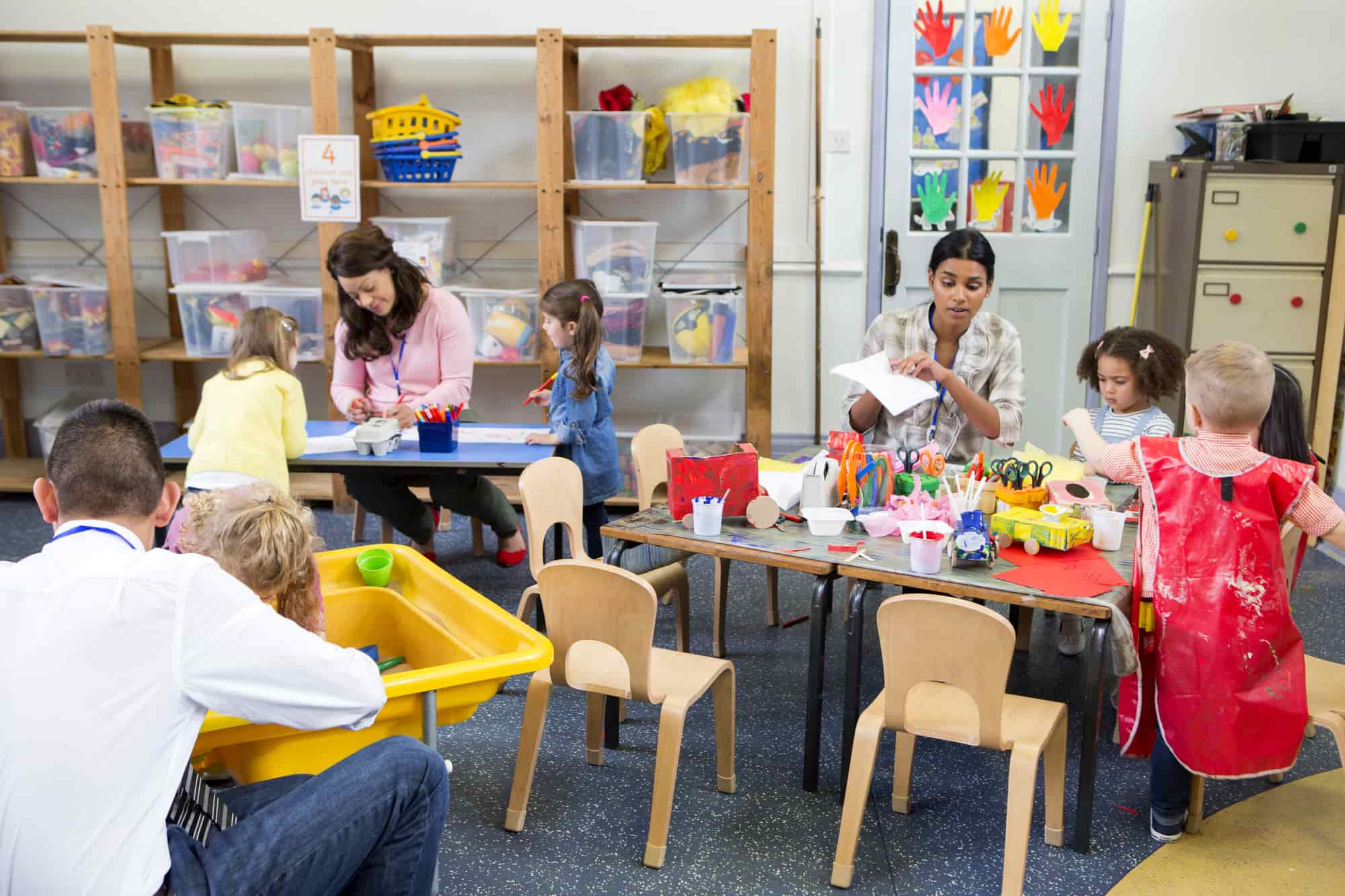 Starting a Daycare Business In UAE