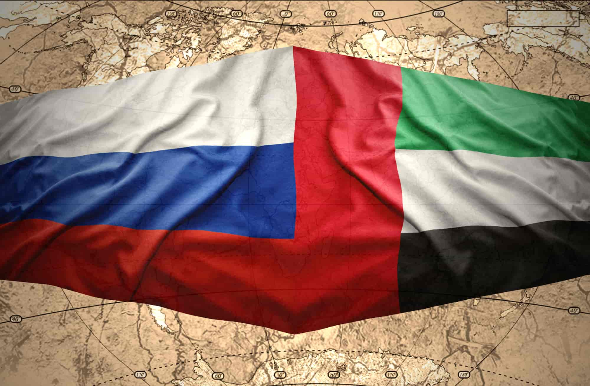 Factors for Russian trade expansion in UAE