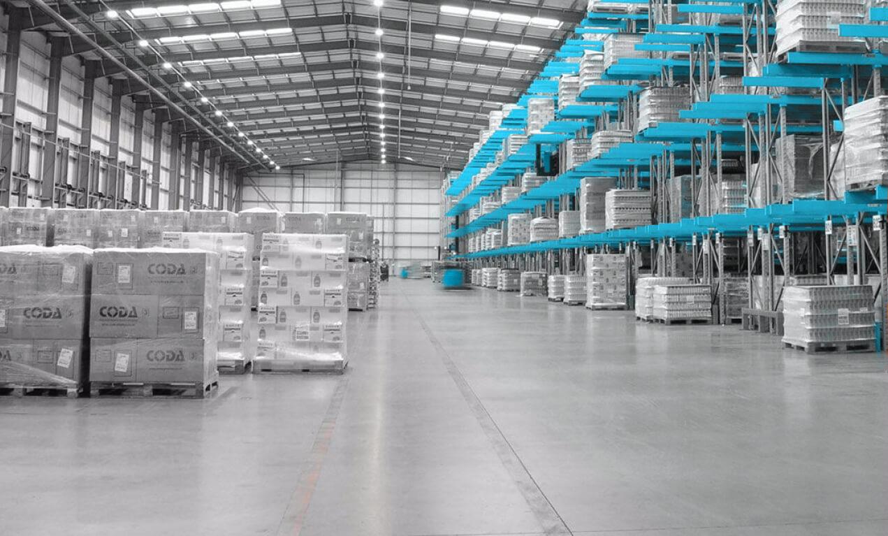 Warehouse Rental in JAFZA