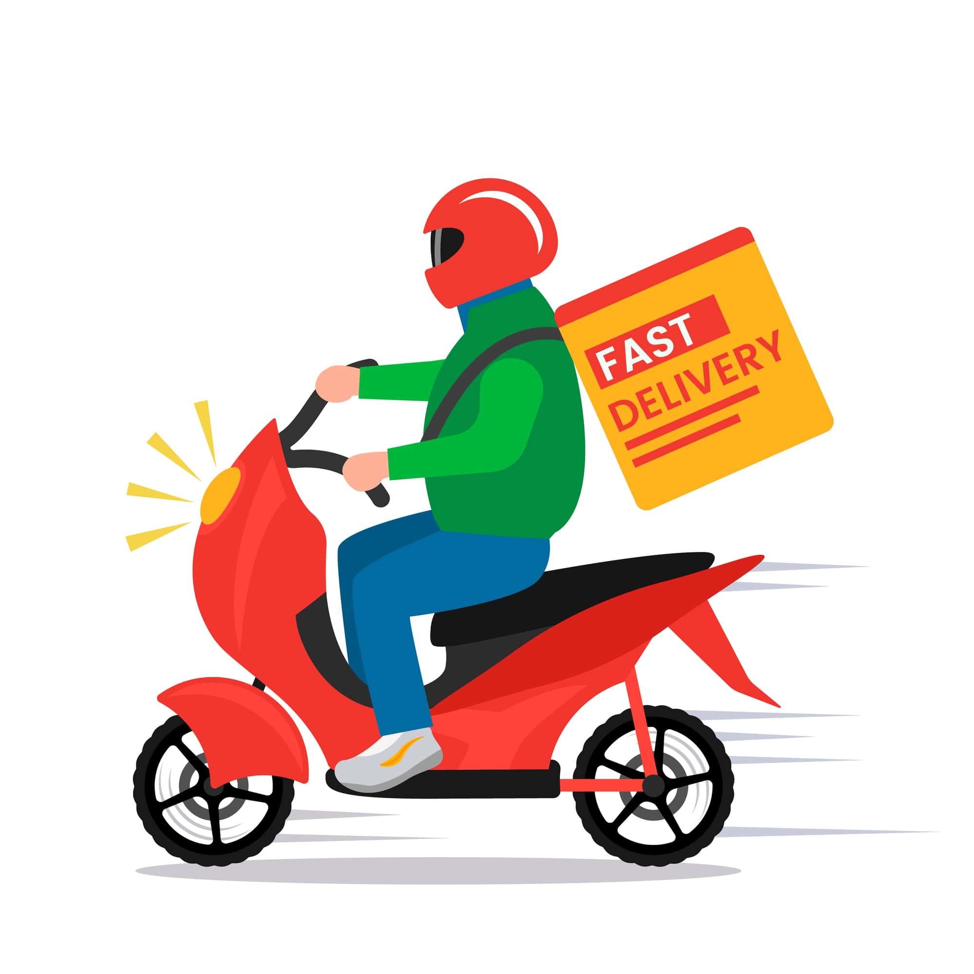 Delivery Service Business in Dubai