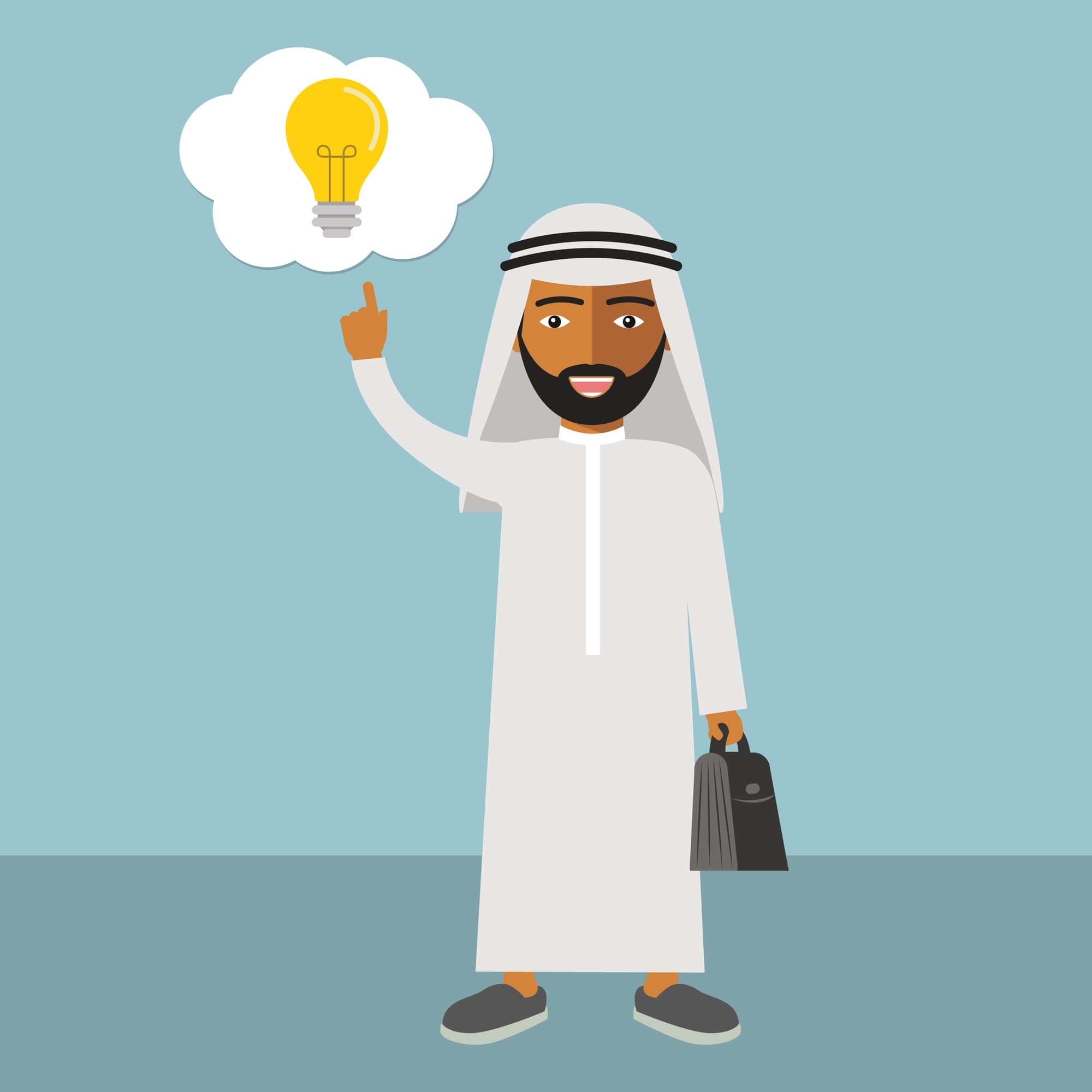THE CHALLENGES OF FINDING THE UAE National Local PARTNER